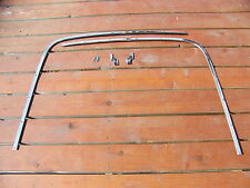 1965 PLYMOUTH SPORT FURY CONVERTIBLE WELL TRIM OEM 5 PCS #2528666 2528667