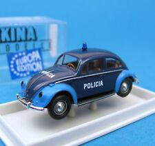 Brekina H0 25207 VW Käfer Policia Polizei Spanien ES HO 1:87 OVP Box Volkswagen