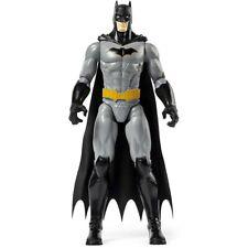 Action Figures Personaggio Batman Costume Grigio Snodato 30cm Giocattolo Bambini