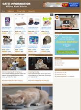 Les chats Information-affilié Website FOR SALE-Installation Sans
