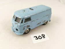 VINTAGE CORGI TOYS # 441 VW VOLKSWAGEN TOBLERONE VAN DIECAST MODEL 1963 PROJECT