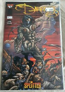 The Darkness Nr. 22 - Image Comic - Splitter - Top Cow