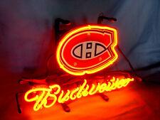 Montreal Canadiens Hocke Business Beer Bar Club Pub Store Garage Neon Light Sign