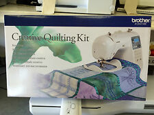 Brother creative quilt kit for innovis 10,20,30,35,50,55,etc