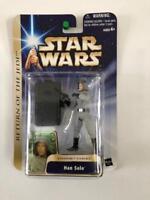 Star Wars Saga Han Solo Endor Strike #19 Return of the Jedi ROTJ 2004