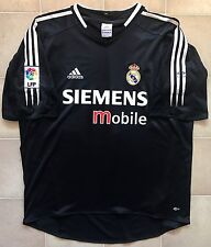 Authentic Adidas Real Madrid 04/05 Away Jersey. Mens L, Excellent Condition.