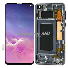 For Samsung Galaxy S10e G970U G970F ATT LCD Touch Screen Digitizer+Frame USPS