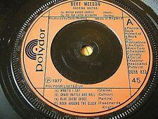 """BERT WEEDON - ROCKING GUITAR  7"""" VINYL"""