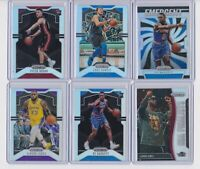 2019-20 Panini Prizm Basketball - Complete Your Set - SILVER CARDS *Pack Fresh*