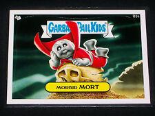 GARBAGE PAIL KIDS - 2012 Brand New Series 1 - Hobby Bonus #B3a Morbid Mort -BNS1