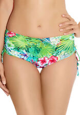 Fantasie Briefs Bikini Bottoms Plus Size Swimwear for Women