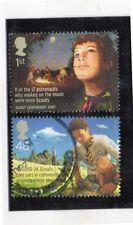 Gran Bretaña Boy Scouts Serie del año 2007 (DK-407)