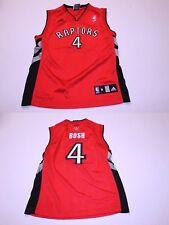 Youth Toronto Raptors Chris Bosh M (10/12) Jersey (Red) Adidas Jersey