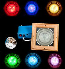 Sauna Rome Chromatherapy LED,Sauna Bath Accessories (LED-S1)