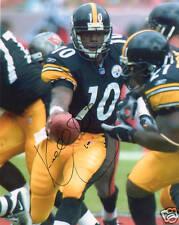 Kordell Stewart Pittsburgh Steelers Football SIGNED 8x10 Photo COA!
