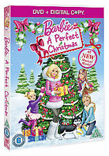 Barbie – A Perfect Christmas [DVD], New, DVD, FREE & FAST Delivery