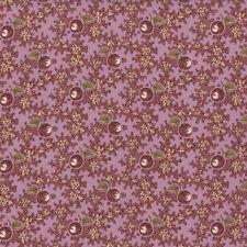 Moda PLUM SWEET Lilac  2737 15 Quilt Fabric By The Yard Blackbird Designs