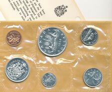 CANADA 1966 ROYAL CANADIAN MINT PROOF-LIKE UNCIRCULATED COIN SET