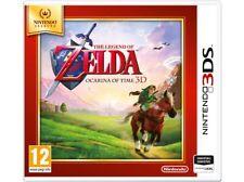 The legend of Zelda Ocarina of Time 3DS Pal España Nuevo Precintado castellano