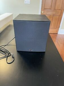 "Polk PSW108 10"" Active Subwoofer - Black"