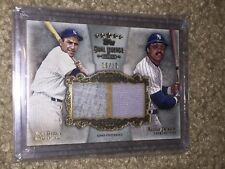 2013 Topps Five Star Dual Legends Relics Yogi Berra Reggie Jackson /10 Yankees