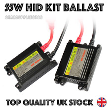 55W HID KIT BALLAST SUPER SLIM H7 H11 HB4 H1 H3 H4 XENON KIT REPLACEMENT BALLAST