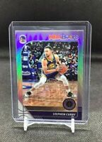 Stephen Curry 19-20 NBA Hoops Premium Stock Silver Prizm SP #59 Warriors HOT