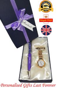 Personalised Nurse Gift, Fob Watch, Custom Pen, Student Nurse Gift, Doctor Gift
