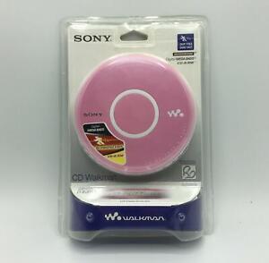 Sony DEJ011 Portable Walkman CD Player - Pink (D-EJ011/PI)