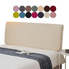 New Headboard Slipcover Cover Dustproof Bedside Cover Elasticity Bedroom Decors