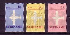 Suriname Michel numero 581 - 583 post freschi