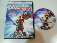 Masters del Universo Dolph Lundgren Gary Goddard - DVD Español Ingles - AM