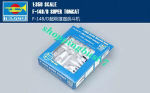 Trumpeter 06236 1/350 SCALE F-14B/D SUPER TOMCAT