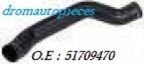 Durite de turbo inferieur Alfa 147 1.9 JTD JTDM  100 115 120 ch ( 50516355 )