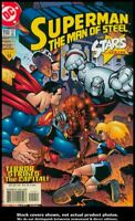 Superman: The Man of Steel 110 DC 2001 VF