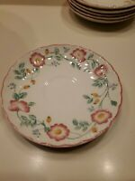 Churchill BRIAR ROSE Staffordshire England China SAUCERS 3 Available