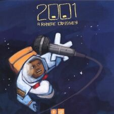 2001-a rhyme Odyssey (2000) pablo, Giant, High and Mighty, Big L., mis [CD album]