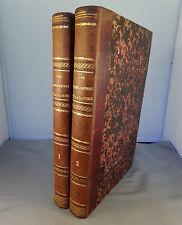 H. VALERIUS / LES PHENOMENES DE LA NATURE, PHYSIQUE POPULAIRE / 1858 GRAVURES