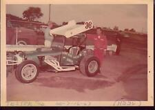 BOB TESTER #36 SPRINT CAR 1967-AUTO RACING PHOTO