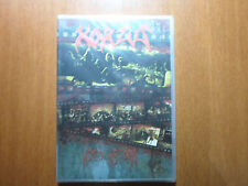 Korzus  - Video Historia DVD Brazilian 80´s Thrash OOP Sealed Rare