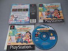 Sega Dreamcast Console Game - Lilo & Stitch Trouble in Paradise
