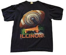 New listing Vtg University of Illinois Nutmeg Large Graphic 90s Shirt Size L