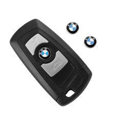 2 X 11MM Replacement BMW Remote Key Decal Fob Logo Badge Emblem Sticker