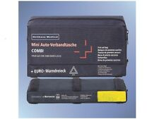 Holthaus Mini 3 in 1 Verbandtasche + Warnweste + Warndreieck 13164 Verbandkasten