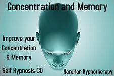Concentration & Memory HypnosisCD-Narellan Hypnotherapy