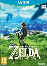 The Legend of Zelda: Breath of The Wild | Nintendo Wii U New