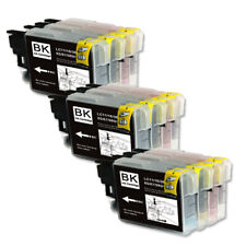 Printer Ink Tanks for LC61 LC-61 Brother MFC-490CW MFC-495CW MFC-J265w MFC-J270w