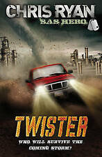 Twister: Code Red, Ryan, Chris, Excellent Book