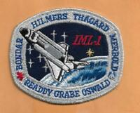 """SHUTTLE DISCOVERY STS-42   4 7/8 """" PATCH ****"""
