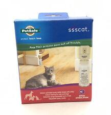 PetSafe Ssscat Spray Deterrent Starter Kit Motion Activated Pet Proofing